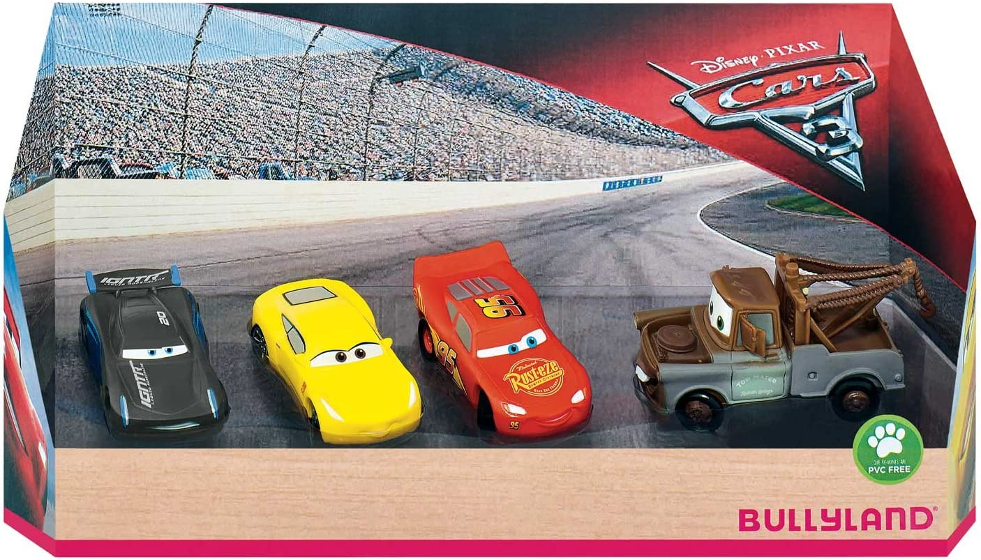 Bullyland 12167 43612167 Disney Pixar Cars All stores are sold B Figures Fort Worth Mall 3 Gift in 4