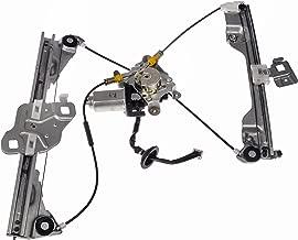 Premier Gear PG-748-981 Regulator fits Nissan Passenger Side Rear with Power Window Motor
