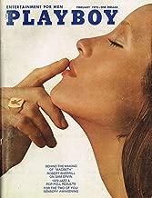 Playboy: Entertainment For Men: February 1972 Volume 19, Number 2. Single Issue Magazine – 1972
