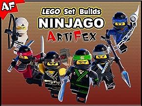 Clip: Lego Set Builds Ninjago - Artifex