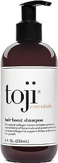 Toji Essentials: Hair Boost Shampoo