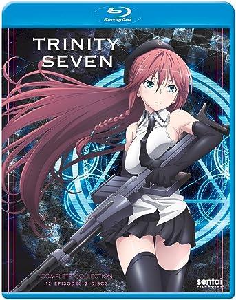 Trinity Seven [Blu-ray] [Import]