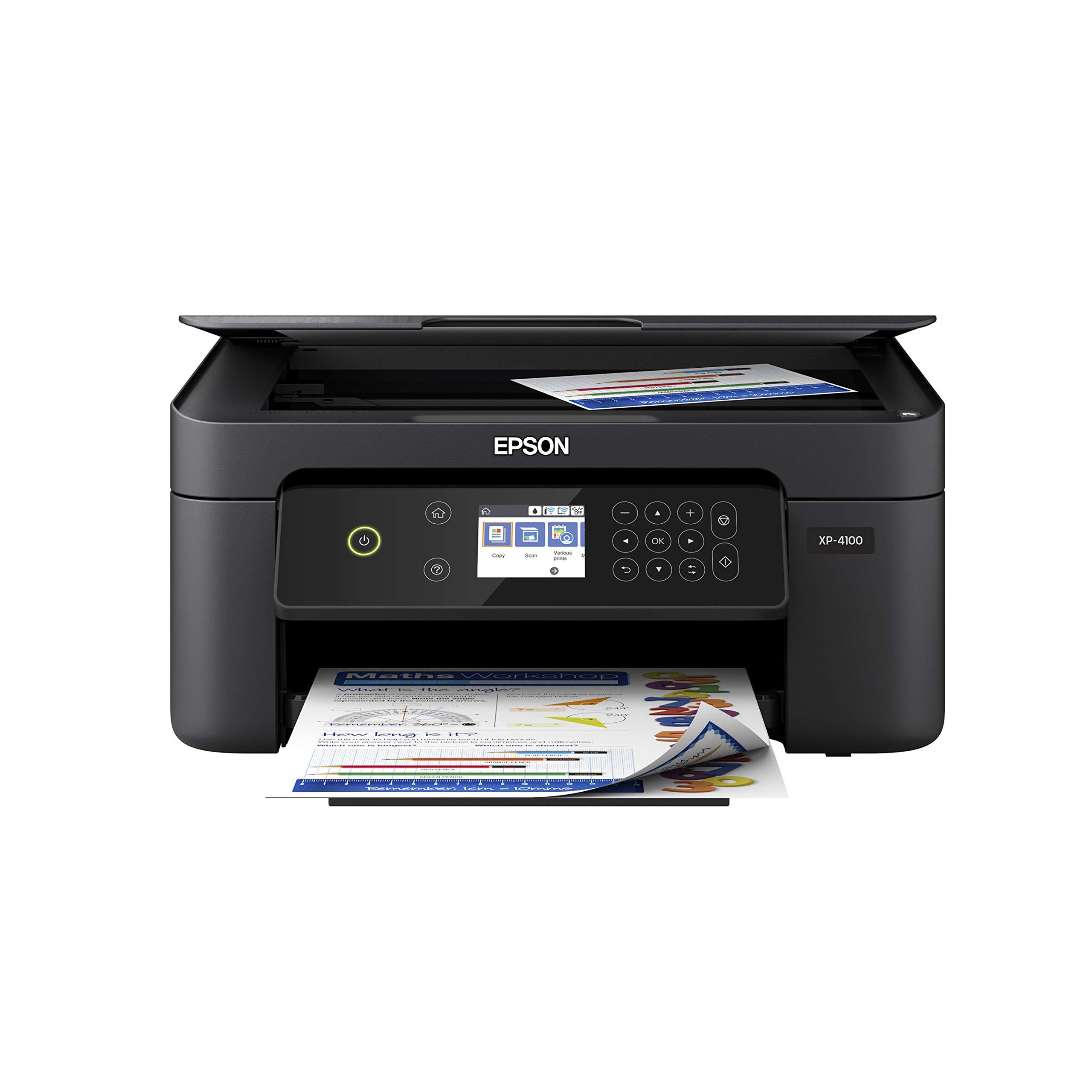 Epson Expression XP 4100 Wireless Printer