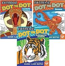 Extreme Dot to Dot: Wildlife Wonders Set of 3