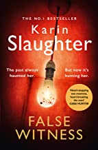 False Witness: The stunning new 2021 crime mystery suspense thriller from the No.1 Sunday Times bestselling author (Englis...
