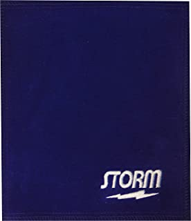Storm Bowling Shammy Bowling Ball Cleaning Pad Blue