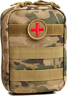 Jipemtra Tactical First Aid Bag Molle Emt Ifak
