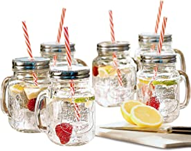 mason jars to drink out of