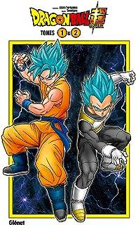 Dragon Ball Super - Coffret tome 1-2