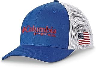 قبعة كرة شبكية PFG للرجال من Columa، تجفيف سريع