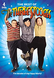 BEST OF THE THREE STOOGES; THE 1970