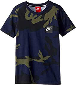 Nike Kids - Sportswear Printed T-Shirt (Little Kids/Big Kids)