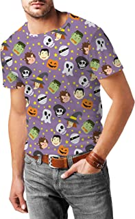 Rainbow Rules Halloween Monsters Mens Sport Mesh T-Shirt