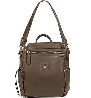 Rucksack Damen elegant | Damen-Rucksackhandtasche als modischer Rucksack für den Alltag | Rucksack und Handtasche in einem...