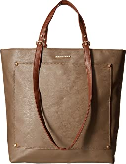 Tote with Detachable Wallet