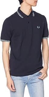 [フレッドペリー] ポロシャツ TWIN TIPPED FRED PERRY SHIRT M12 メンズ