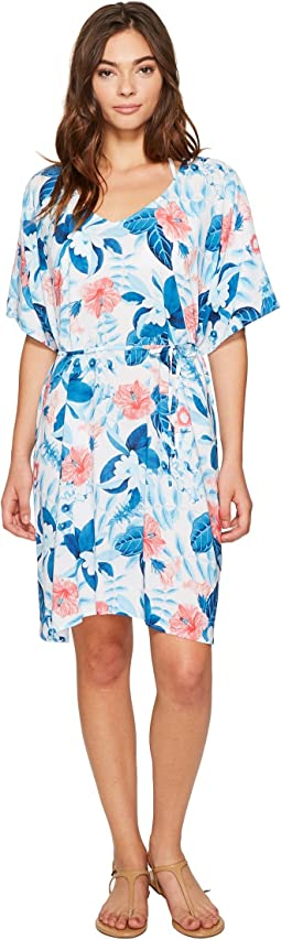 Seafolly - Tropical Vacay Kaftan Cover-Up