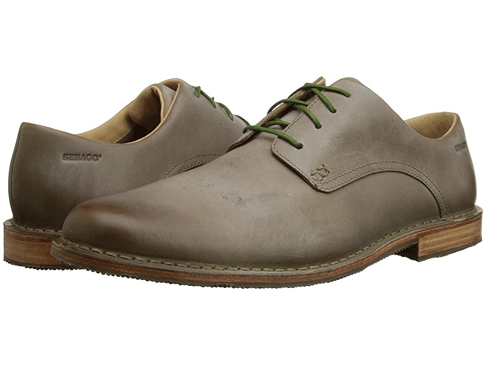 Sebago Salem 1 (Taupe Waxy Leather) Men