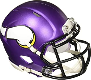 Riddell Minnesota Vikings NFL Replica Speed Mini Football Helmet
