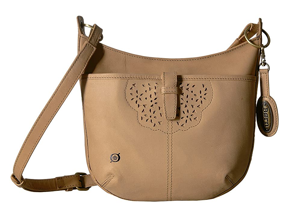 f08704f84b8 Born Atlantis Crossbody (Wheat) Cross Body Handbags