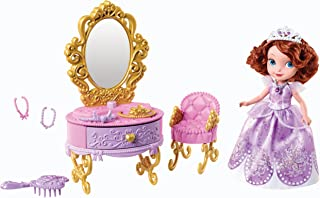 Mattel Disney Sofia The First Ready for The Ball Royal Vanity