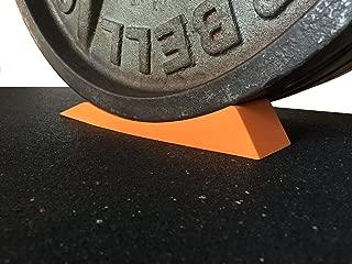 Dead Wedge The Deadlift Jack Alternative for Your Gym Bag – Raises Loaded Barbell..