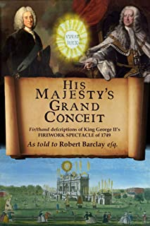 His Majesty's Grand Conceit (English Edition)