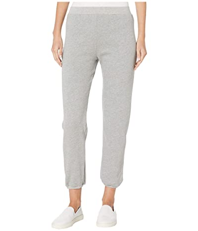Maison Du Soir Tailored Sweatpants (Heather Grey) Women