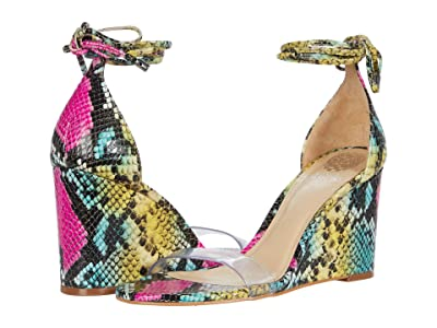 Vince Camuto Stassia (Colorful/Clear) Women