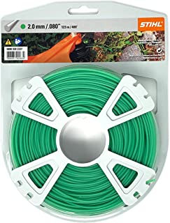 STIHL Trimmer Cutting Line Premium 2.0 mm / .080 in x 123 m / 400 ft