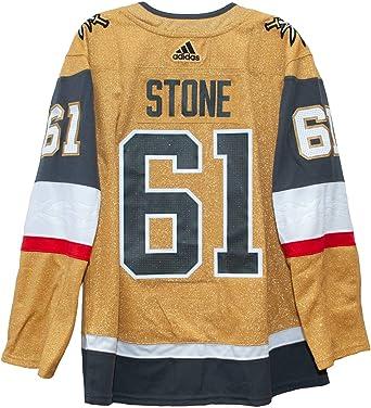 adidas Mark Stone Vegas Golden Knights Men's Alternate Authentic Pro Jersey