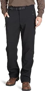 Pantalones para Hombre, Color Negro, Talla 40, Herren Outdoorhose Passo Alto Heat