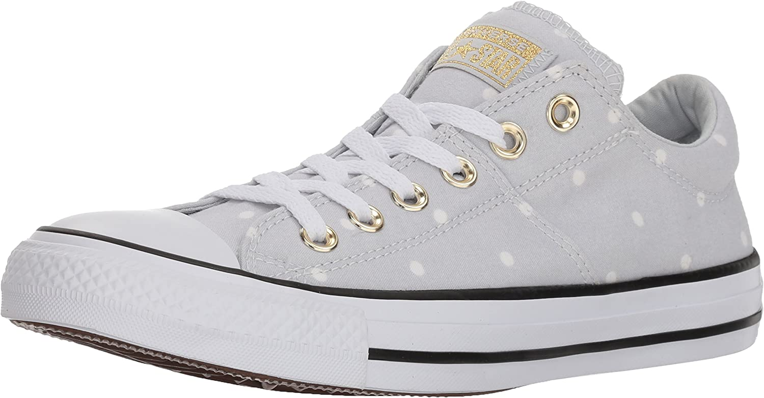 Converse Womens Madison Mini Dots Low Top Sneaker