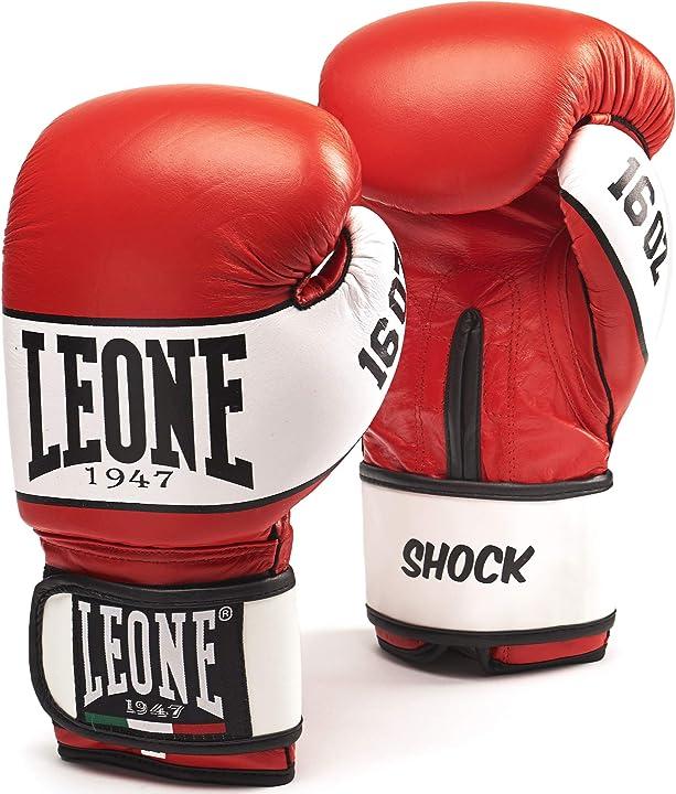 Guantoni boxe-  leone 1947 shock guantoni GN047