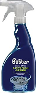 Buster Sink & Drain Active Foam Cleaner, 500ml