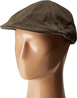 New EraメンズPackable Duckbill Olive Hat
