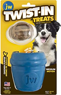 JW Twist-in Treats Medium Toy with Treats