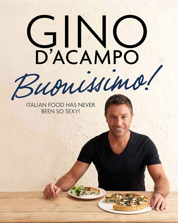 Buonissimo! (Gino D'Acampo) (English Edition)
