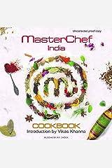 Masterchef India: Cookbook Hardcover