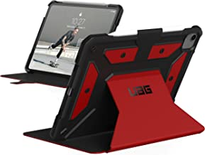 "Urban Armor Gear UAG iPad Air 10.9"" (4th Gen, 2020) Case Metropolis Folio Slim Heavy-Duty Tough Multi-Viewing Angles Stand..."