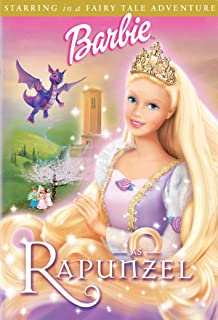 watch barbie as rapunzel