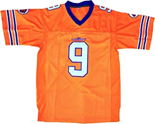 MVG ATHLETICS Waterboy Bobby Boucher Football Jersey Embroidered S-XXL