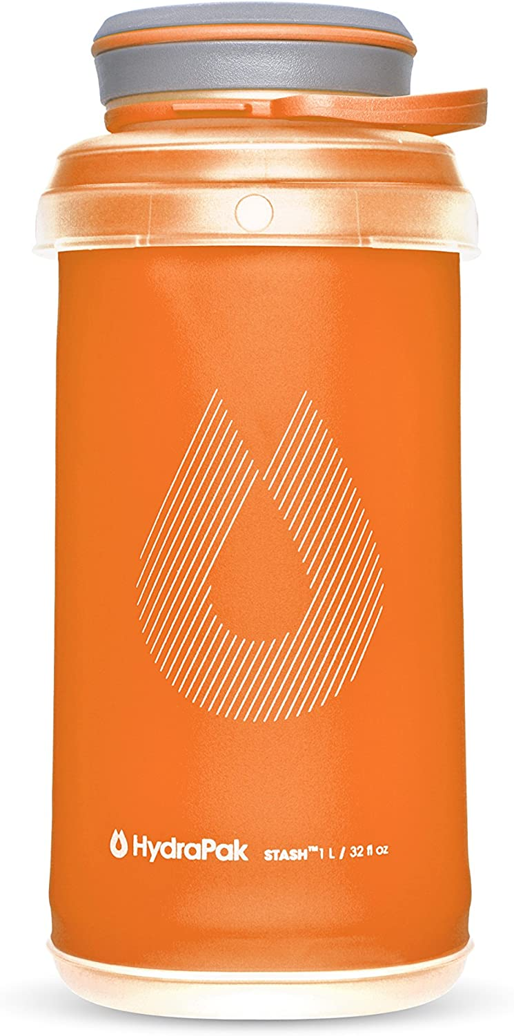 Hydrapak Stash - High order Collapsible BPA Free Special sale item PVC Hiking and Backpacki