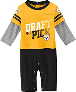 steelers baby clothes clearance