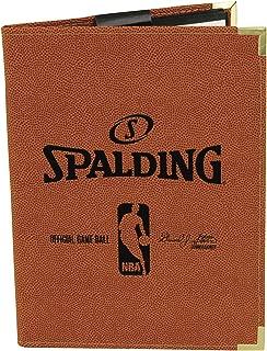 SPALDING (Spalding) NBA Notebook Holder (Notebook Holder) 22 ¡Ñ 28cm Orange 67-801Z