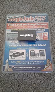 magicJack Plus 2014, Includes 6-Months of Service (S1013)