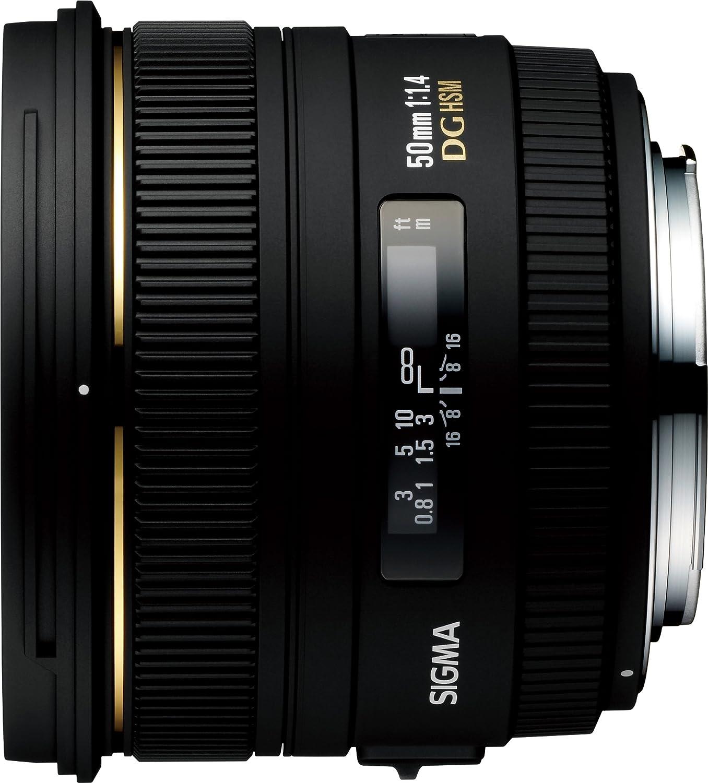 Sigma 50mm F1 4 Ex Dg Filter Size 77 Interchangeable Amazon Co Uk Camera Photo