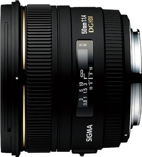 Lens Macro Sigma 50mm f//1.4 DG HSM 10x High Definition 2 Element Close-Up .