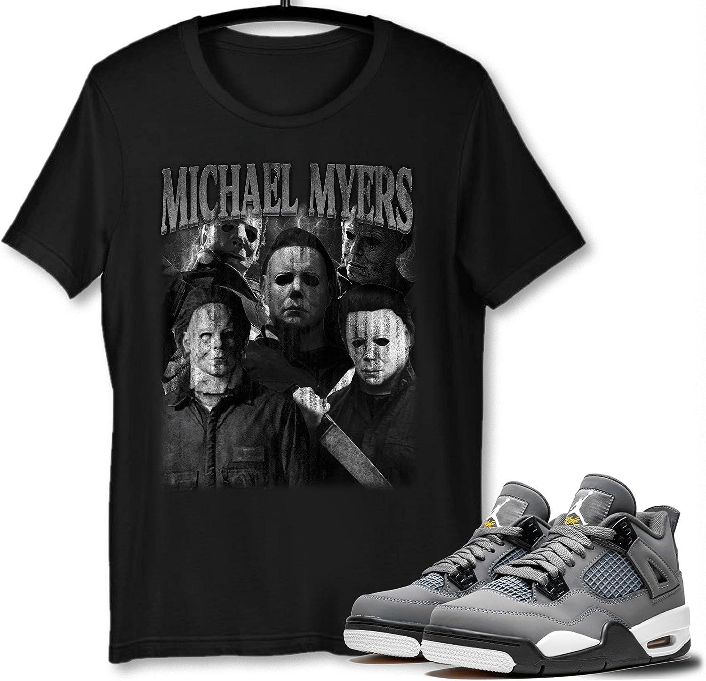 #Michael price #Myer T-Shirt to Reservation Match Jordan Cool Grey 4 Sneaker Snkrs