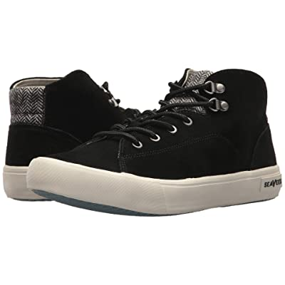 SeaVees Yosemite Mid Cut (Black) Women